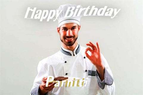 Happy Birthday Parniti
