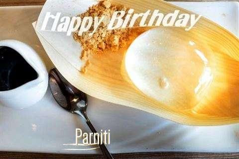 Parniti Cakes