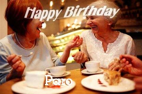 Birthday Images for Paro