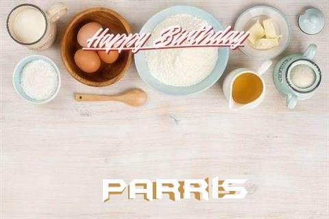 Wish Parris