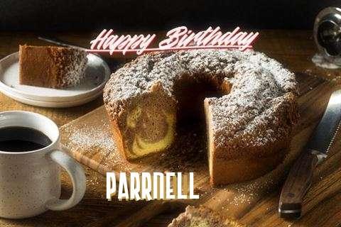 Parrnell Birthday Celebration