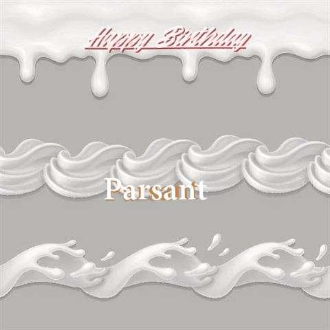 Happy Birthday Parsant