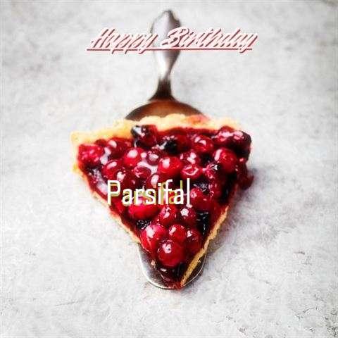 Happy Birthday Parsifal