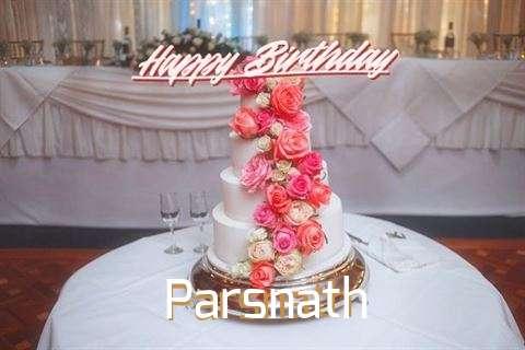 Happy Birthday Parsnath