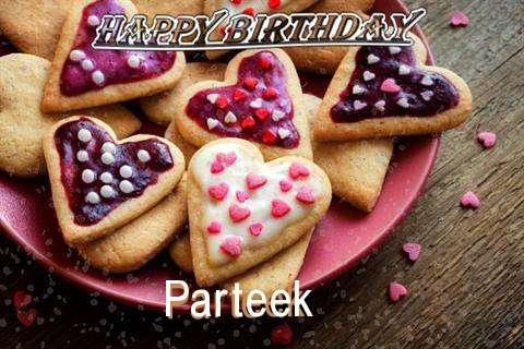 Parteek Birthday Celebration