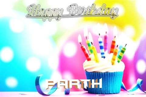 Happy Birthday Parth