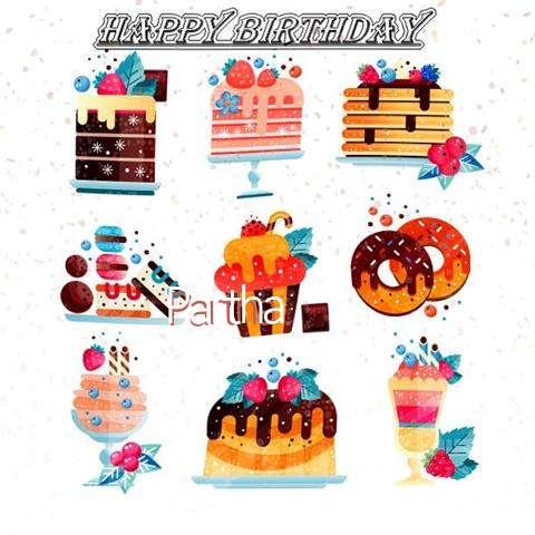 Happy Birthday to You Partha