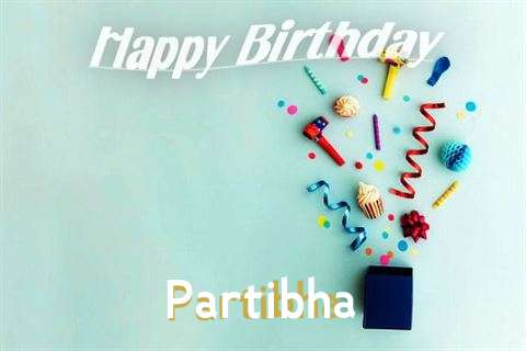 Happy Birthday Wishes for Partibha