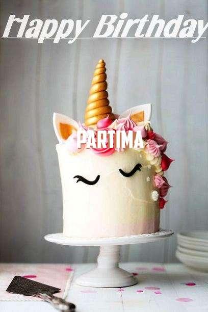 Happy Birthday to You Partima