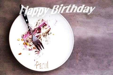 Happy Birthday Parul