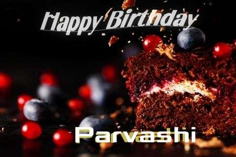 Birthday Images for Parvashi