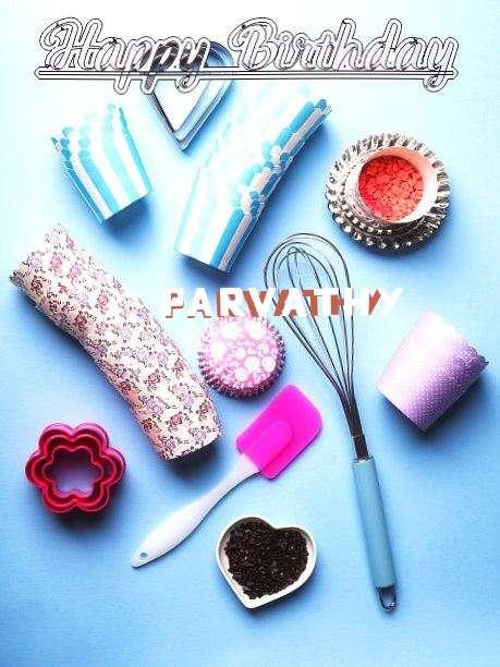 Wish Parvathy