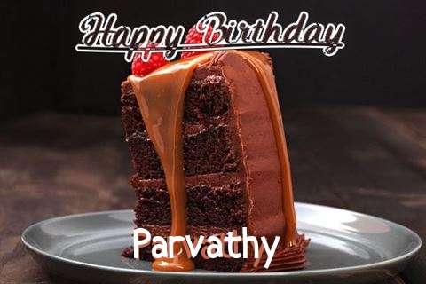 Parvathy Cakes