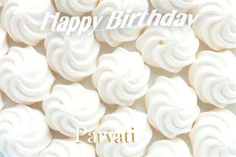 Parvati Birthday Celebration