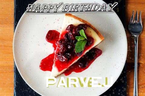 Parvej Birthday Celebration
