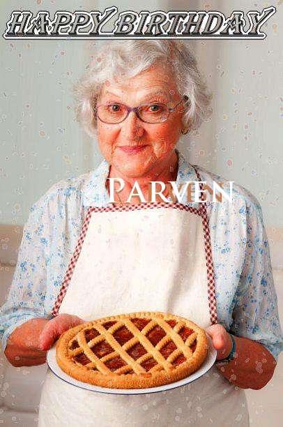 Happy Birthday to You Parven