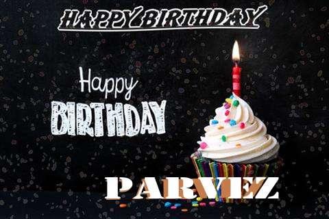 Happy Birthday to You Parvez