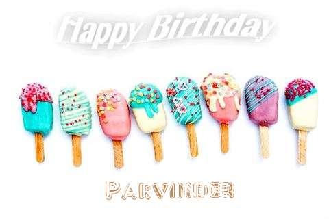 Parvinder Birthday Celebration