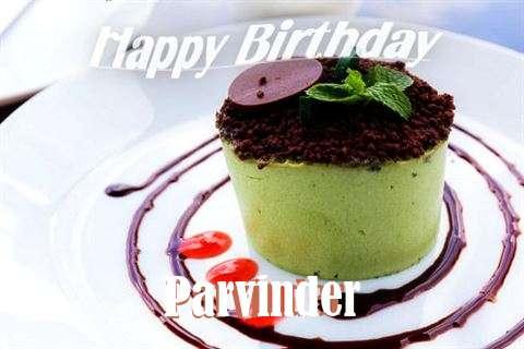 Happy Birthday to You Parvinder