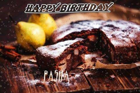 Happy Birthday to You Pasha