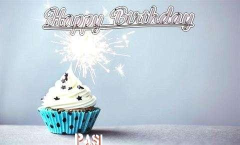 Happy Birthday to You Pasi