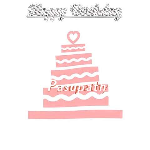 Happy Birthday Pasupathy Cake Image