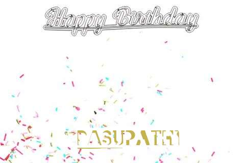 Happy Birthday to You Pasupathy