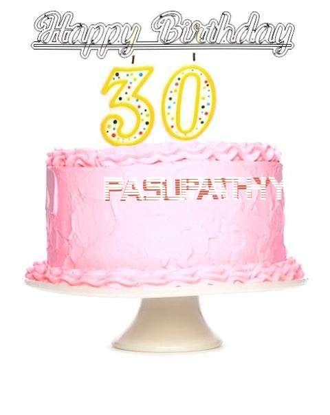Wish Pasupathy