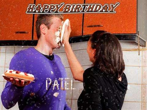 Happy Birthday to You Patel