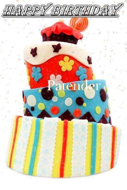 Birthday Images for Patender