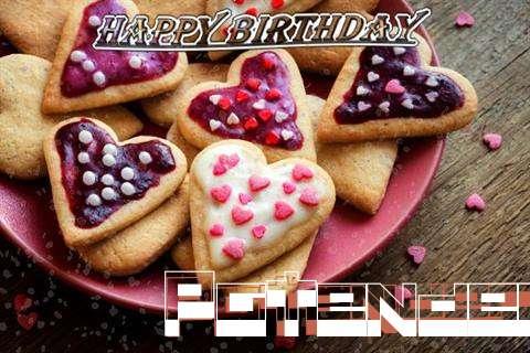 Patender Birthday Celebration