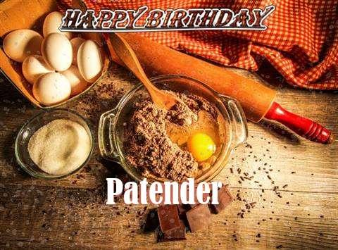 Wish Patender