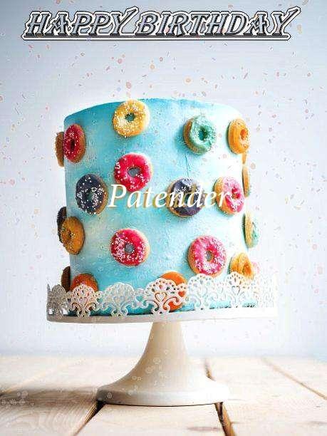 Patender Cakes