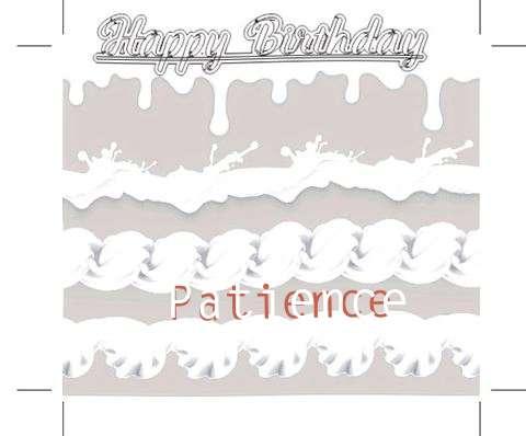 Patience Birthday Celebration