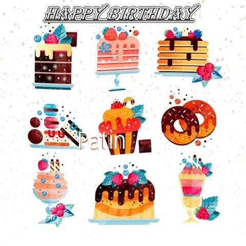 Happy Birthday to You Patin
