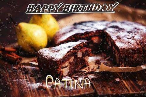 Happy Birthday to You Patina