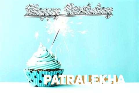Happy Birthday Cake for Patralekha