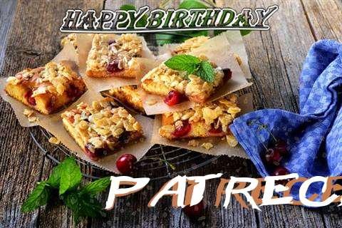Happy Birthday Cake for Patrece