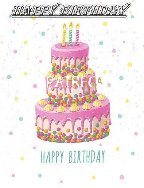 Happy Birthday Wishes for Patrecia