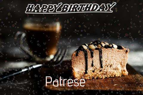 Patrese Cakes