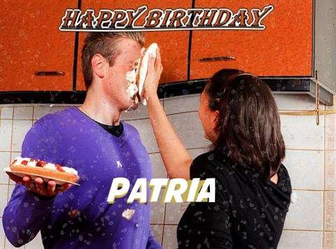 Happy Birthday to You Patria