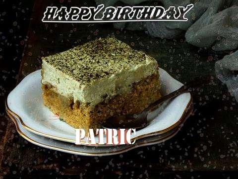 Patric Birthday Celebration
