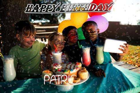 Patric Cakes