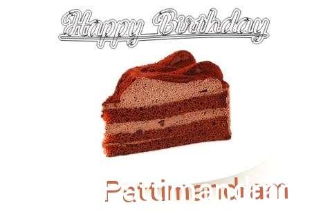 Happy Birthday Wishes for Pattimandram