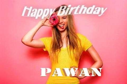 Happy Birthday to You Pawan