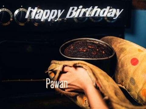 Happy Birthday Cake for Pawan