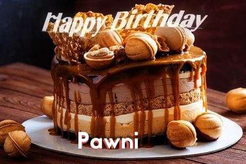 Happy Birthday Wishes for Pawni