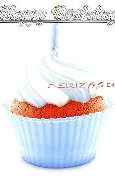 Happy Birthday Wishes for Perizaad
