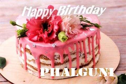 Happy Birthday Cake for Phalguni