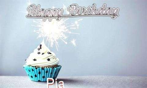 Happy Birthday to You Pia